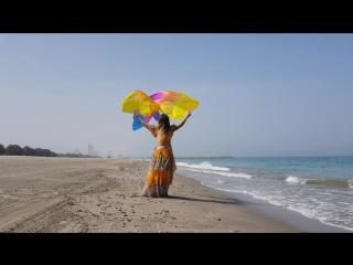 Arina Tishchenko (ALMIRA) Belly Dancer | Arabic Belly Dance Video HD | UAE 2018