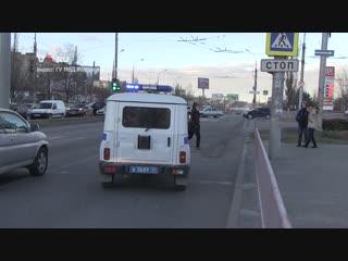 Стрельба в Кировском районе