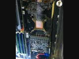 Gigabyte collaborated with Allied Control, to create the next gen of a two-phase liquid cooling system.