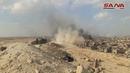 Война в Сирии. Освобождение Дейр-эз-Зора