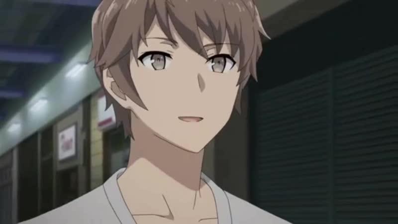 MAD Seishun Buta Yarou wa Bunny Girl Senpai no Yume wo Minai ✖ Tomoni  Япония japan Anime MAD