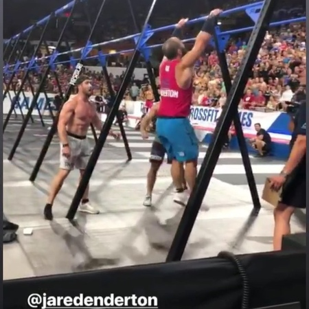 "Jared Enderton on Instagram ""THIS COMMUNITY IS AWESOME!! I'm giving it everything I've got having a blast doing it. Going to leave it all out th..."