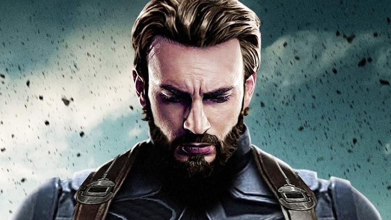 Новая теория объясняет почему Капитан Америка не мог поднять молот Тора