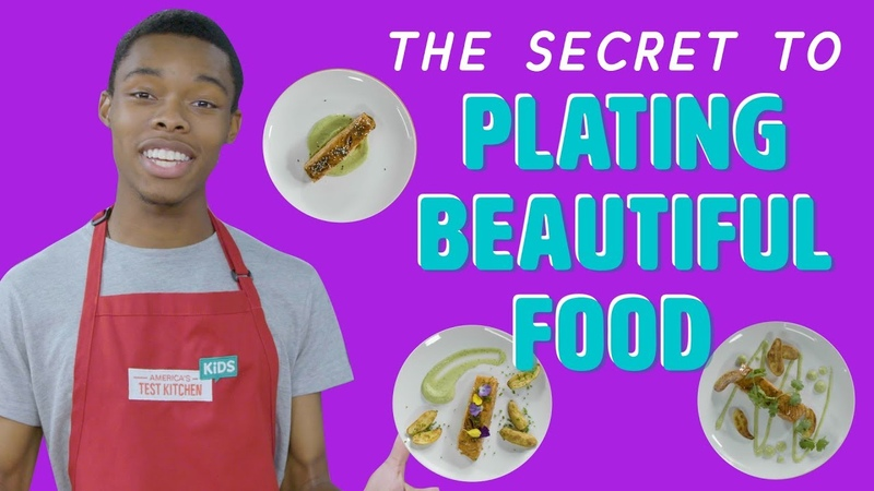 Kids Activity: How to Plate Like a Pro Chef with These 3 Easy Techniques