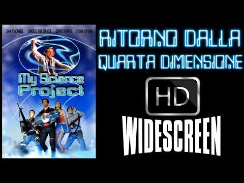RITORNO DALLA QUARTA DIMENSIONE (1985) Film Completo HD