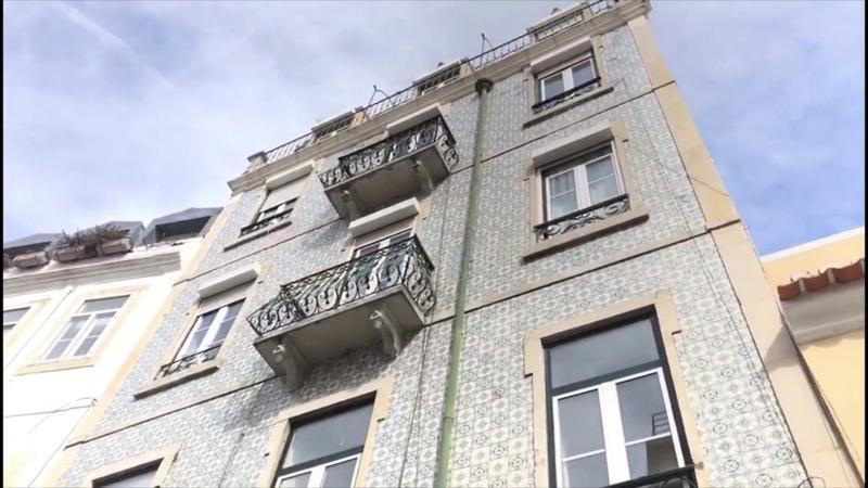 Апартаменты Lapa Лиссабон Португалия