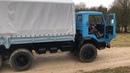 Обзор и тестдрайв отреставрированного КамАЗа 5320