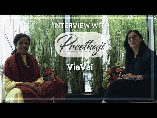 Interview with Preetha ji - OO Academy