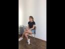 1 занятие на курсе «Сам себе визажист» -преподаватель Анна Зыкова