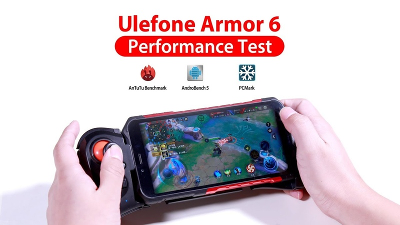Top Rugged Ulefone Armor 6 Performance Test