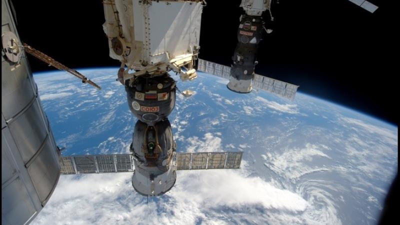 Космический грузовик Прогресс МС-09 пристыковался к МКС