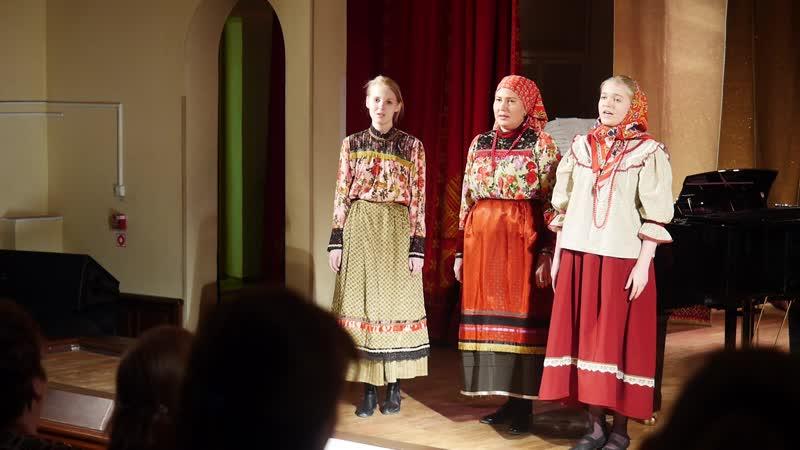 Песня матери Е.В. Лоншаковой