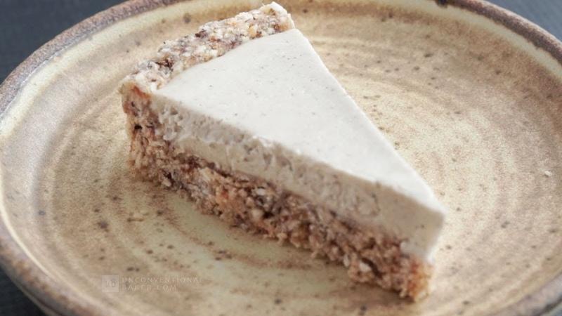 Vegan Coconut Cream Pie ~ gluten-free ~ oil-free ~