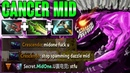 MidOne Dazzle [CANCER MID CARRY] Dota 2