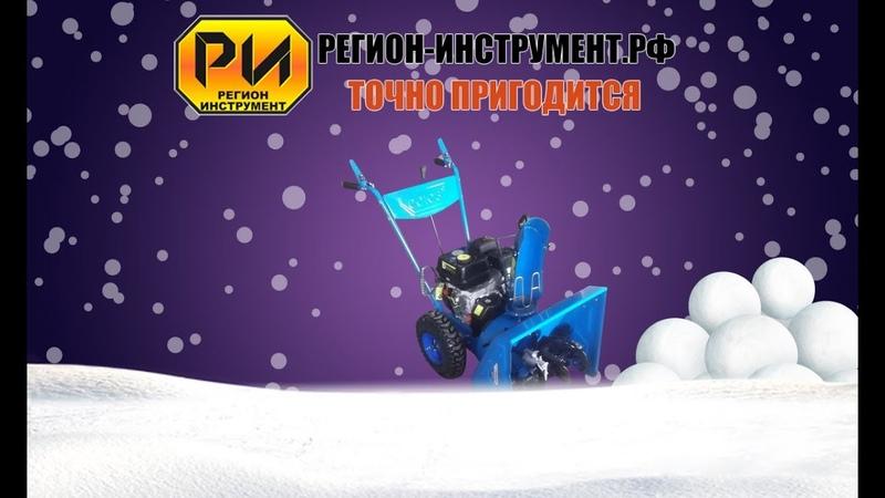 Тест-драйв снегоуборочной машины СУС-65Э