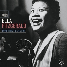 Ella Fitzgerald альбом Something To Live For