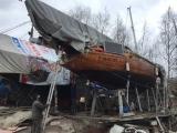 подготовка яхты