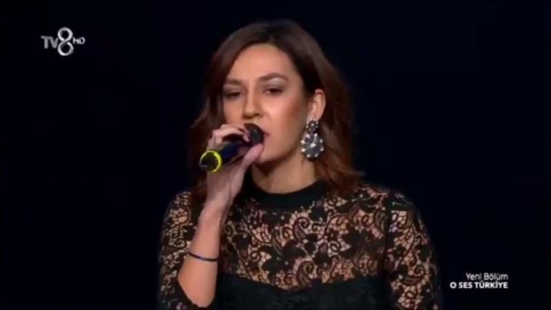 Azeri şarkısı ile herkesi büyüledi O SES TÜRKİYE