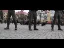 Флешмоб 4 батальйону в Ужгороді