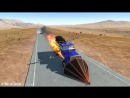 [CRASH driven] EPIC POLICE CHASES 26 - BeamNG Drive Crashes