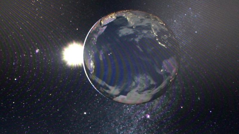 Движение солнца а не земли. Земля неподвижный центр Вселенной. Часть 4.