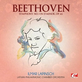 Ludwig Van Beethoven альбом Beethoven: Symphony No. 9 in D Minor, Op. 125 (Digitally Remastered)