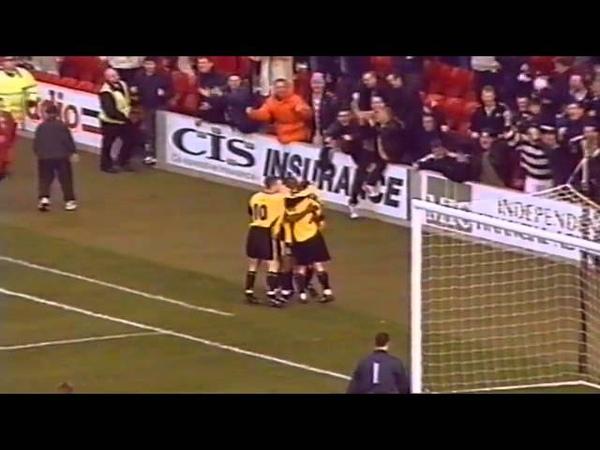Stoke City 0-7 Birmingham City | 1997/1998