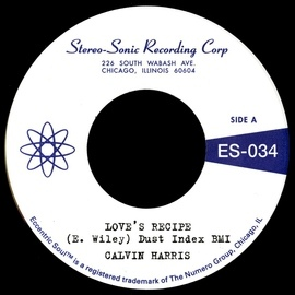 Calvin Harris альбом Love's Recipe b/w Wives Get Lonely Too