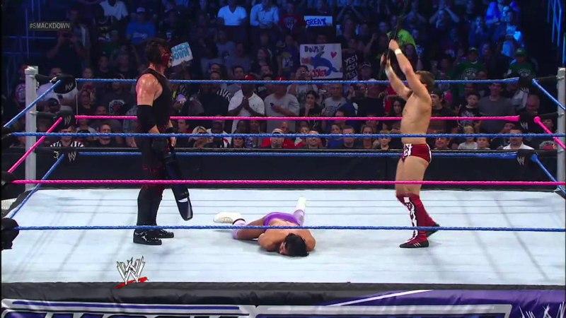 Kane Daniel Bryan vs. Cody Rhodes Damien Sandow: SmackDown, Sept. 21, 2012