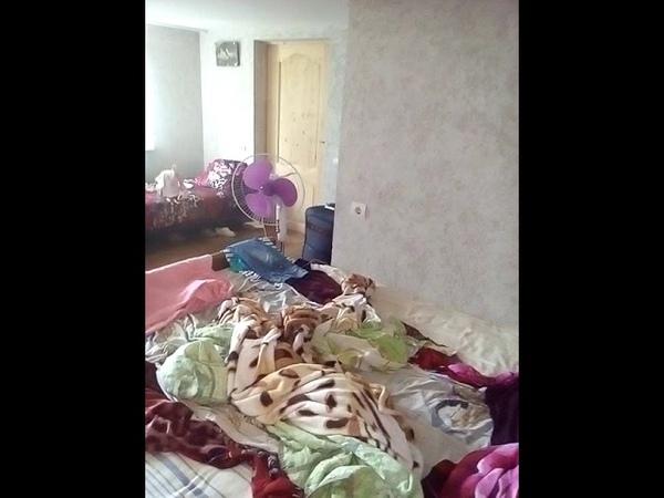 Жесть в гостевом доме в Гаграх