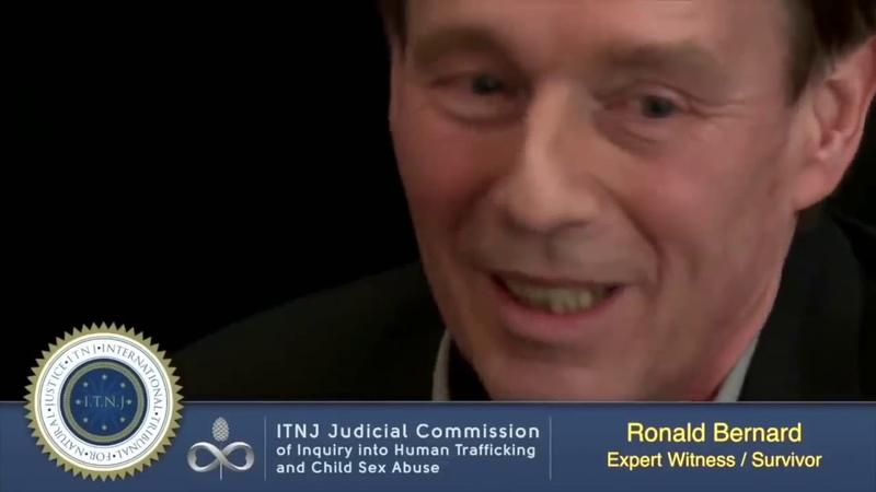 EX ILLUMINATI Ronald Bernard beim Internationalen TRIBUNAL(DEUTSCH),Er verrät grausame Dinge