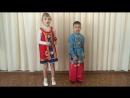 «Группа Дельфин МБДОУ №335» читают произведение «Русские народные частушки» Русский фольклор