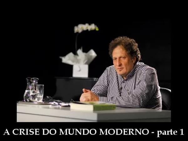 José Monir Nasser René Guénon A Crise do Mundo Moderno parte 1 2