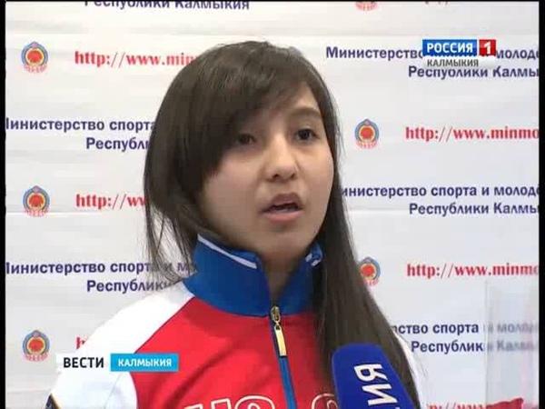 Лучшей спортсменкой года стала Александра Лиджиева