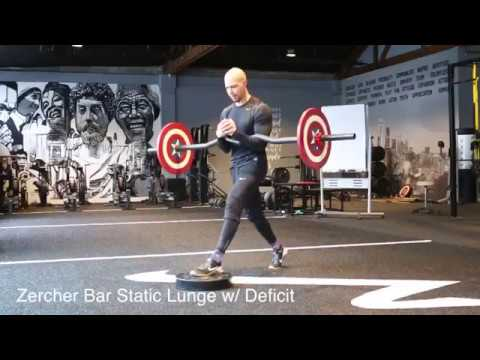 10 Better Than Regular Lunge Variations For Stronger, Resilient Hips Building Leg Muscles