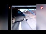 Опубликована запись видеорегистратора свидетеля ДТП под Череповцом