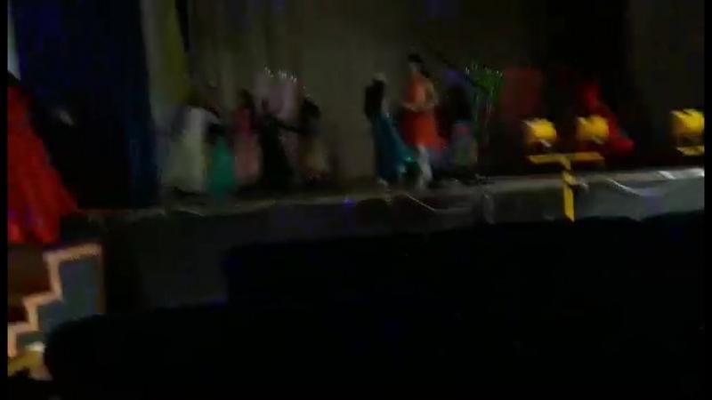 Выпускной вечер начальной школы дочки 2018 г.