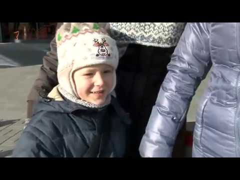 Дети ожидали именно этот день Жорик в Смаил парке с БФ Великодушие