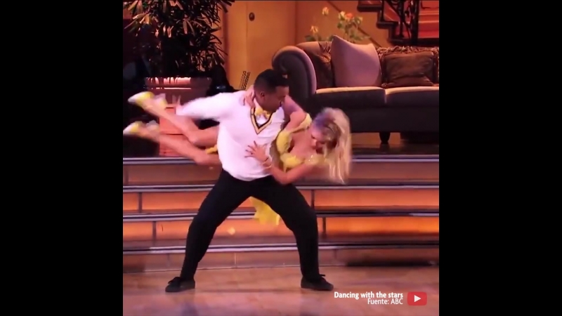 Fotogramas El famoso baile de Carlton