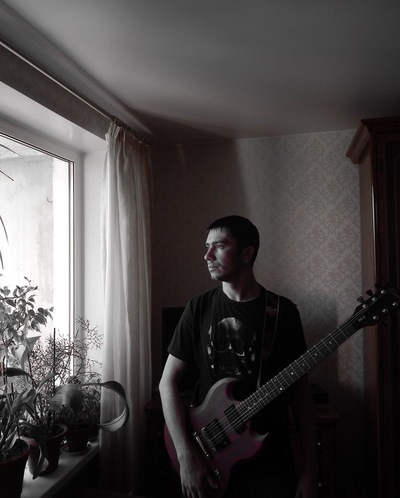 Игорь Скамров