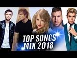Топ 50 самых лучших песен в мире! Зарубежные хиты 2018! Крутые песни 2018! выпущен в 2018 году