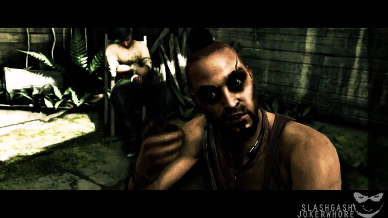 Vaas { did i ever tell you the definition of insanity