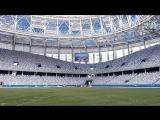 Седьмой операционный визит комиссии ФИФА и организационного комитета «Россия 2018» прошел в Нижнем Новгороде