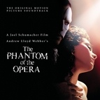 Andrew Lloyd Webber альбом The Phantom of the Opera (Original Motion Picture Soundtrack)