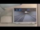 Японский скоростной поезд 500 км в час