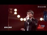 Hua Chenyu 华晨宇 & TianYi 田燚 King and beggar《国王与乞丐》明日之子2 EP9