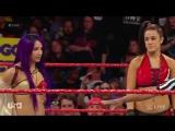 Bayley &amp Sasha Banks vs Dana Brooke &amp Alicia Fox