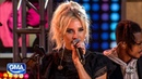 Ashlee Simpson Ross and Evan Ross perform I Do on GMA Day (20181012)