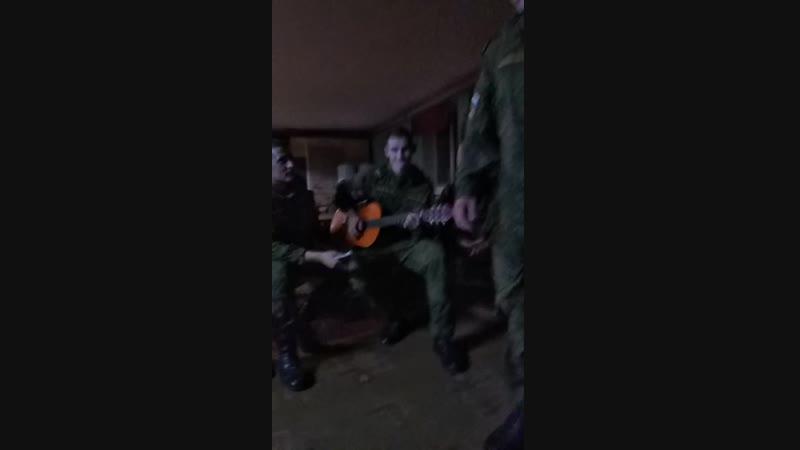дембельская роты охраны