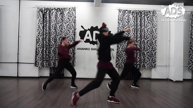 ANANKO DANCE SCHOOL_Choreo by Natallia ANANKO_GNOWLY - Bassix